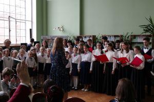 Пасхальный фестиваль детских хоров