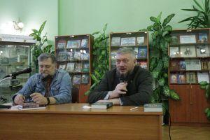 Встреча с Германом Садулаевым